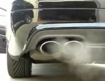 uitlaatgassen