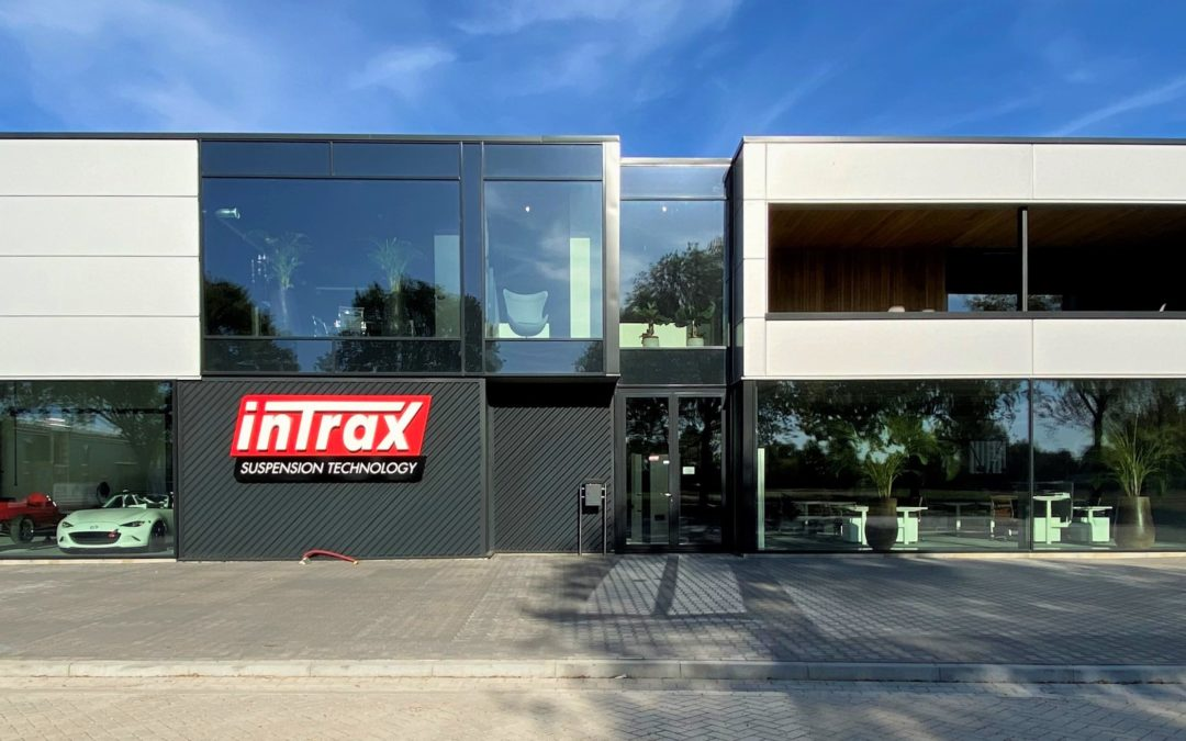 WELKOM IN OSS: INTRAX SUSPENSION TECHNOLOGY